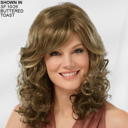 Kerri WhisperLite® Wig by Paula Young®