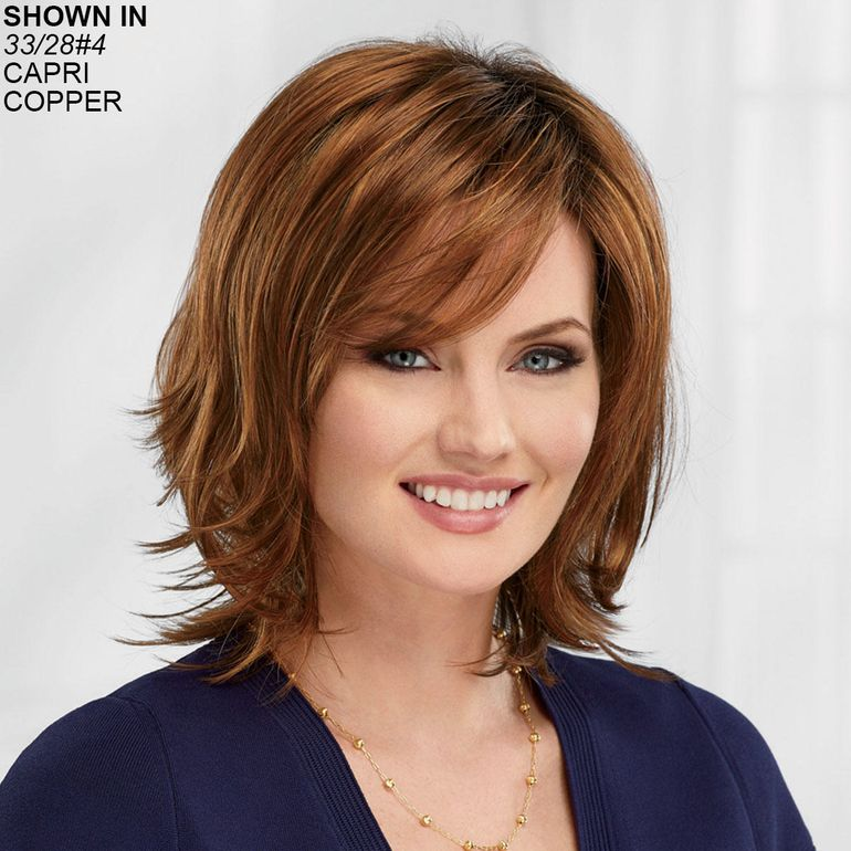 Misty WhisperLite® Wig by Paula Young®