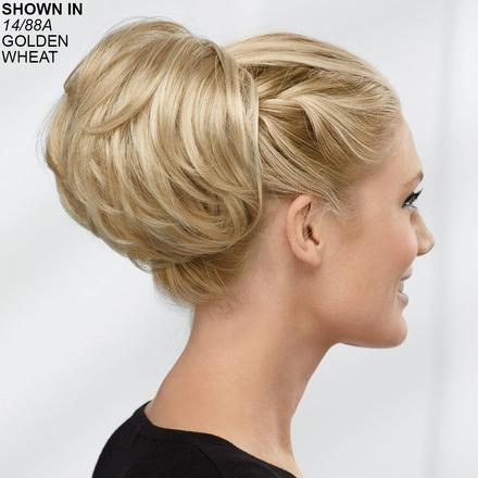 Casual Updo Stretch-A-Comb Hair Piece by Paula Young®
