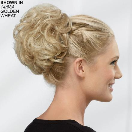 Curly Updo Stretch-A-Comb Hair Piece by Paula Young®