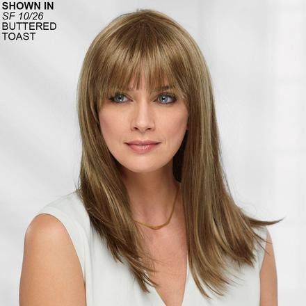 Juno WhisperLite® Monofilament Wig by Paula Young®