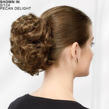 Curly Glam Stretch-A-Comb Hair Piece by Paula Young®