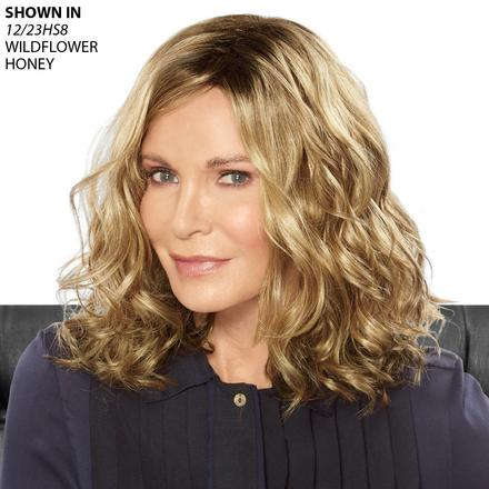 Long Leading Lady Lace Front Wig by Jaclyn Smith