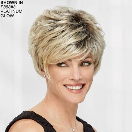 Myrtle WhisperLite® Wig by Paula Young®