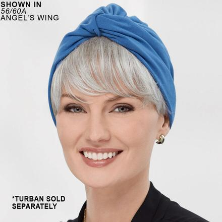 Bang VersaFiber® Piece - Turban Hair System by Paula Young®
