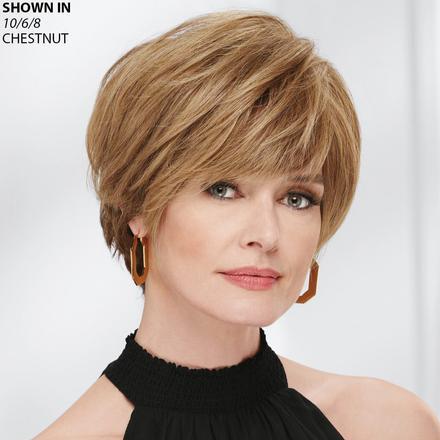 Mel Human Hair Wig by Paula Young®