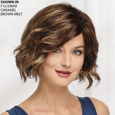 Softly Waved WhisperLite® Wig by Synergy Collection