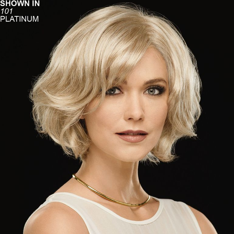 Sheer Mystique Hand-Tied WhisperLite® Wig by Couture Collection