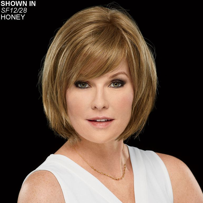 Sheer Confidence Hand-Tied WhisperLite® Wig by Couture Collection