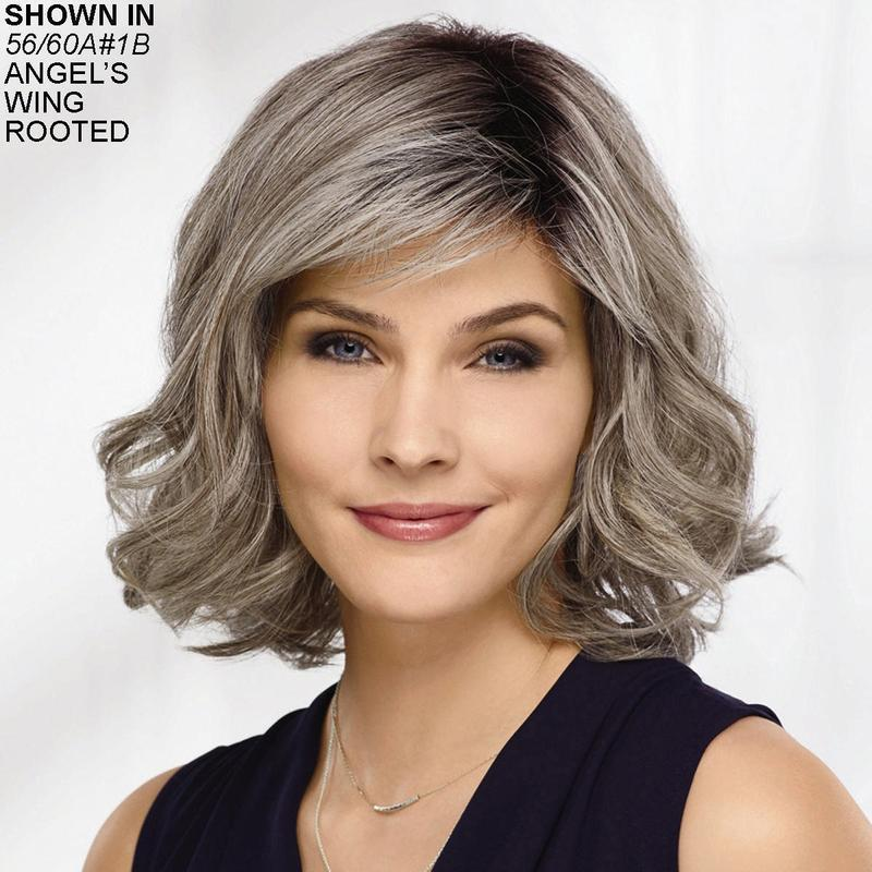 Shannon Versafiber Wig By Paula Young Is A Straight Bob