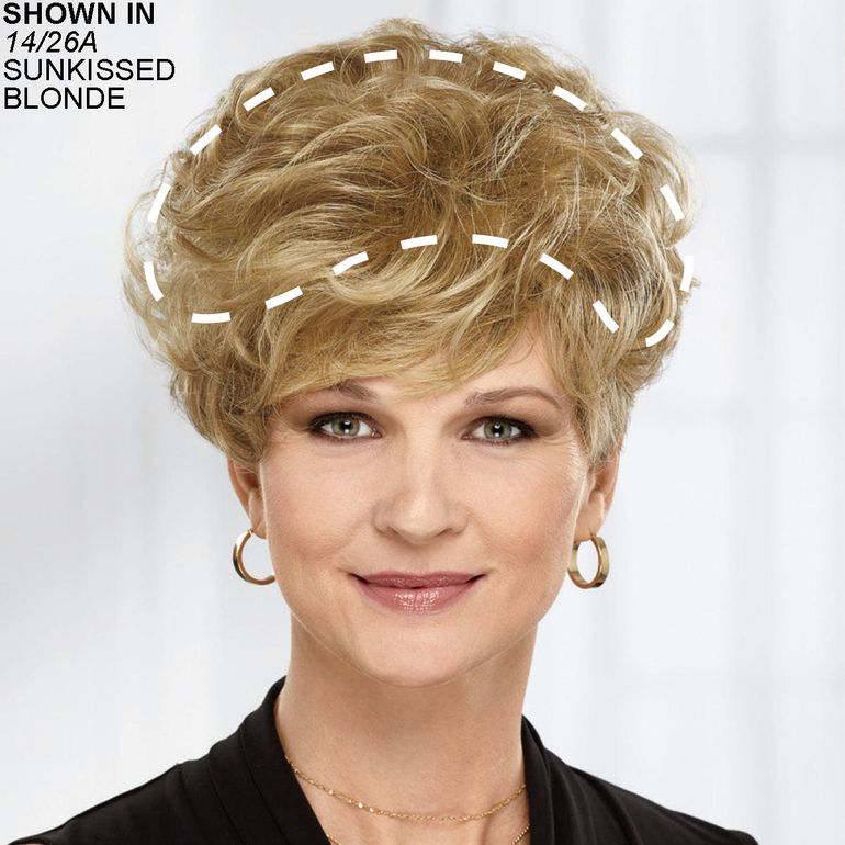 New Lasting Touch WhisperLite® Hairpiece by Paula Young®