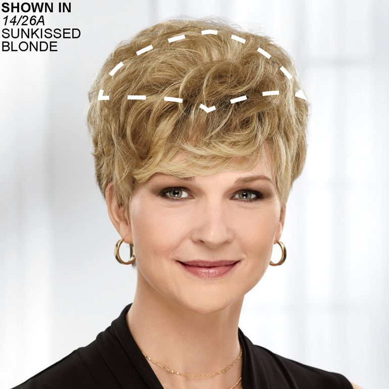 Lite Touch WhisperLite® Wiglet Hair Piece by Paula Young®
