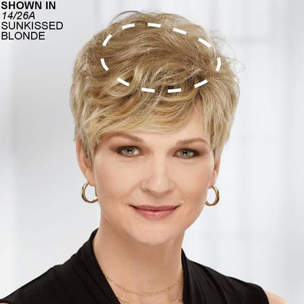 Delicate Touch WhisperLite® Wiglet Hair Piece by Paula Young®