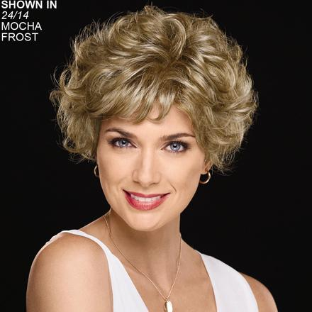 Sheer Colleen Hand-Tied WhisperLite® Wig by Couture Collection