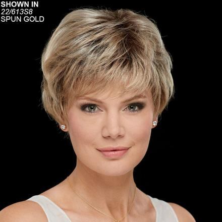 Sheer Satisfaction Hand-Tied WhisperLite® Wig by Couture Collection