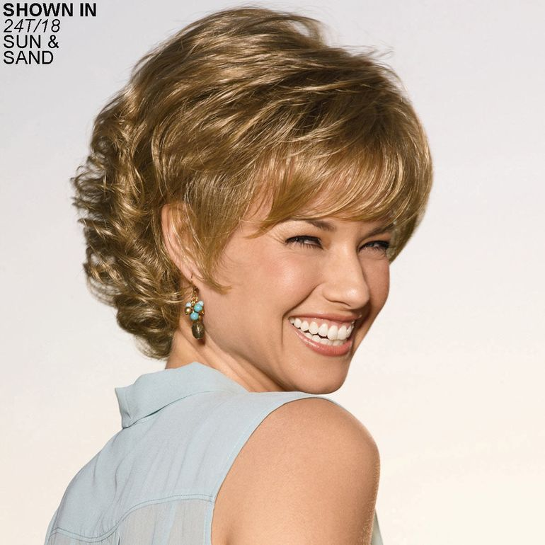 Alex WhisperLite®  Wig by Paula Young®