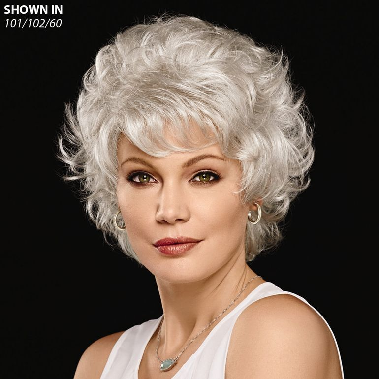 Sheer Trisha Hand-Tied WhisperLite® Wig by Couture Collection