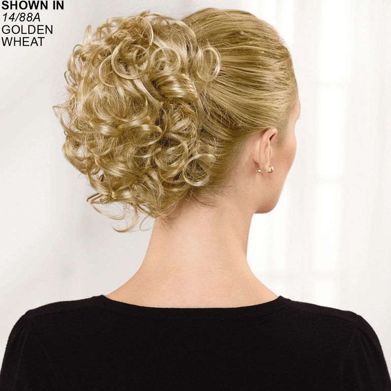 Curly Girl Clip-On Hair Piece by Paula Young®