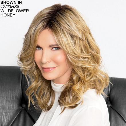 Go Glamorous Lace Front VersaFiber® Wig by Jaclyn Smith