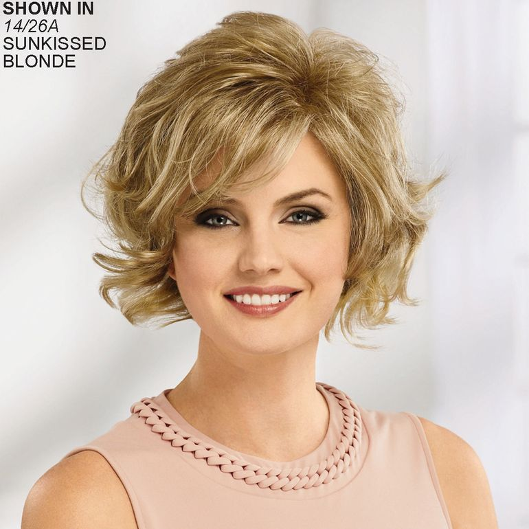 Vanna Lace Front WhisperLite® Wig by Paula Young®