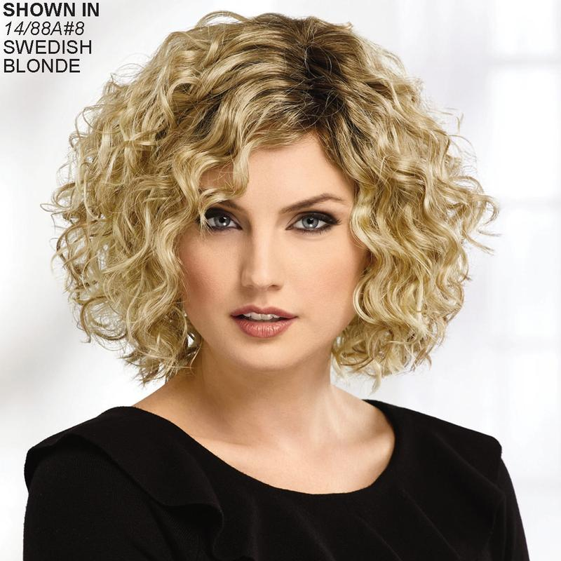 Becky Lace Front Whisperlite 174 Monofilament Wig By Paula