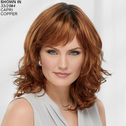 Kathleen WhisperLite® Wig by Paula Young®