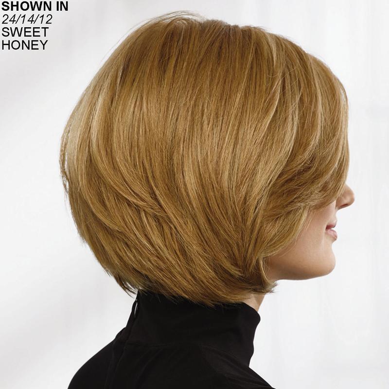 Toni Human Hair Wig By Paula Young 174 Human Hair Wigs