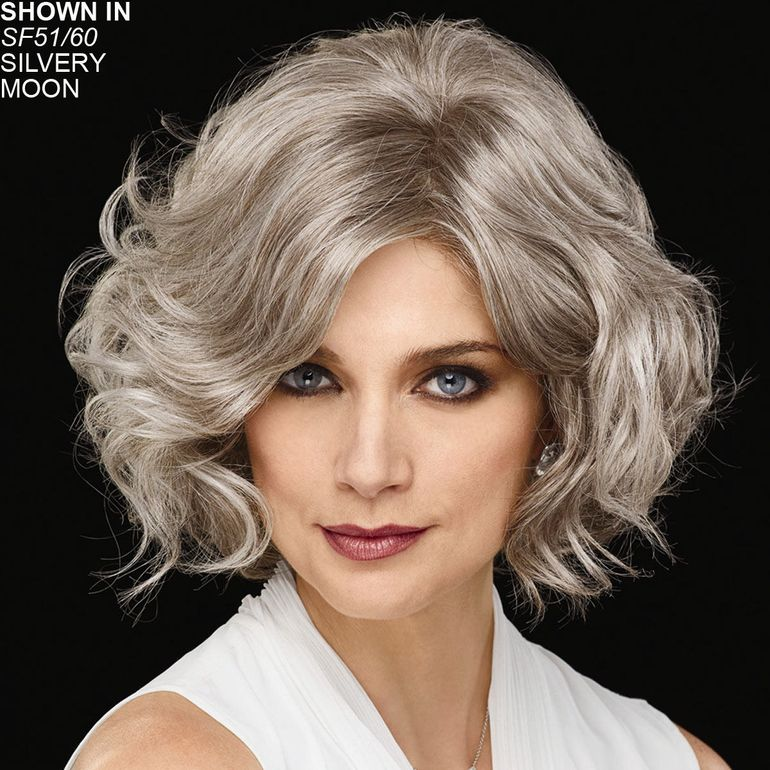 Sheer Delight Hand-Tied WhisperLite® Lace Front Wig by Couture Collection