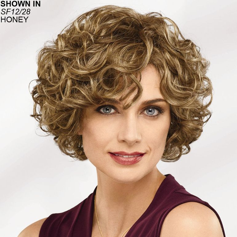 Brit WhisperLite® Wig by Paula Young®