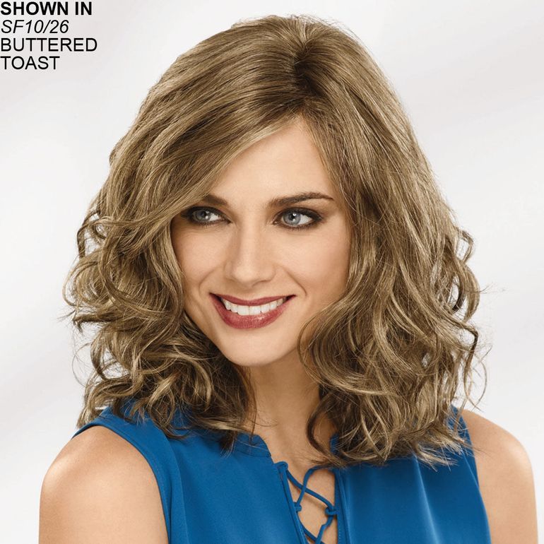 Sammi WhisperLite® Monofilament Wig by Paula Young®