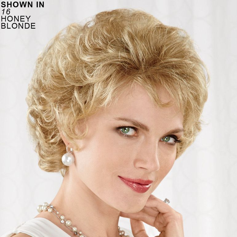 Deluxe Trisha WhisperLite® Monofilament Wig by Paula Young®