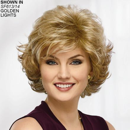 Mid-Length Color Me Beautiful Wig   by Paula Young®