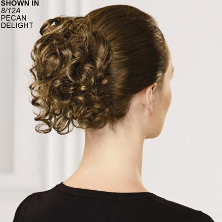 Wispy Curls Clip-On Hair Piece by Paula Young®