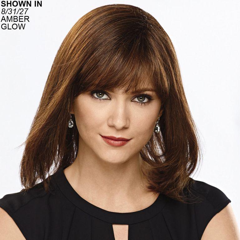 Cosmopolitan 100% Human Hair Wig by Paula Young®