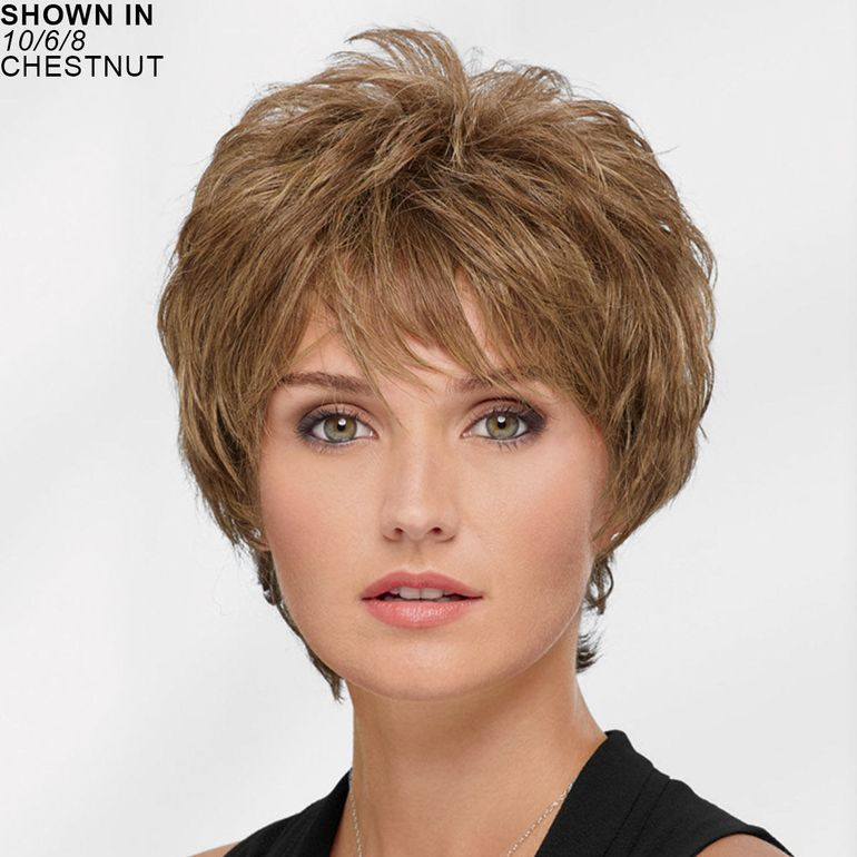 Manhattan 100% Human Hair Wig by Couture Collection