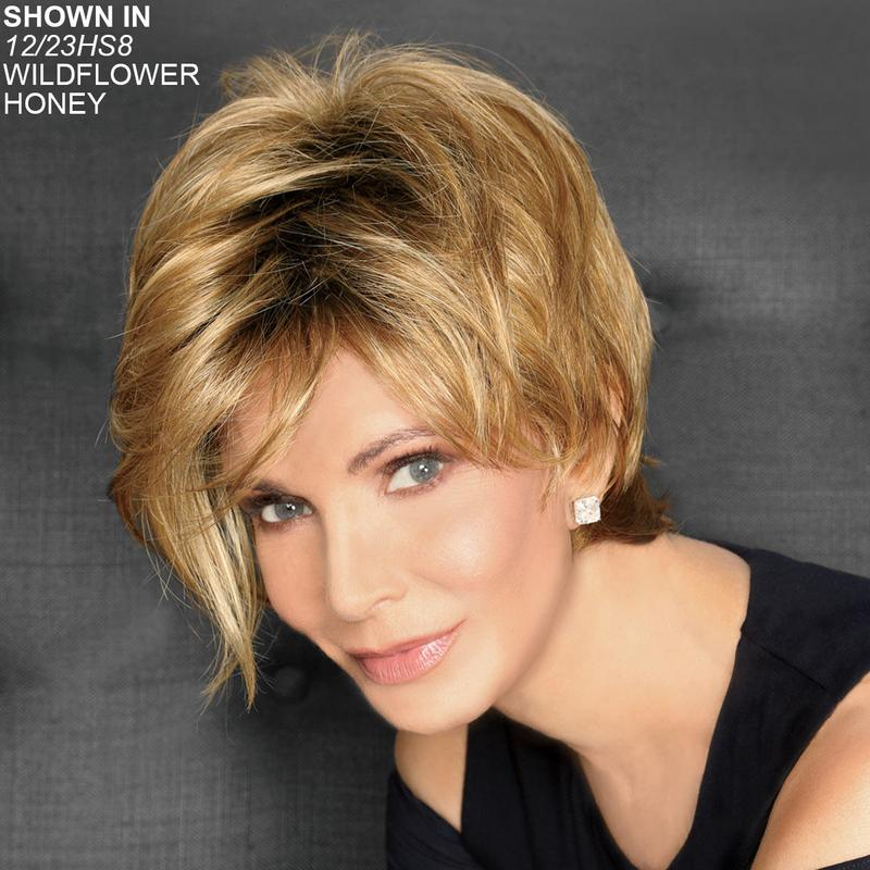 Hollywood Lights Lace Front Wig By Jaclyn Smith Get