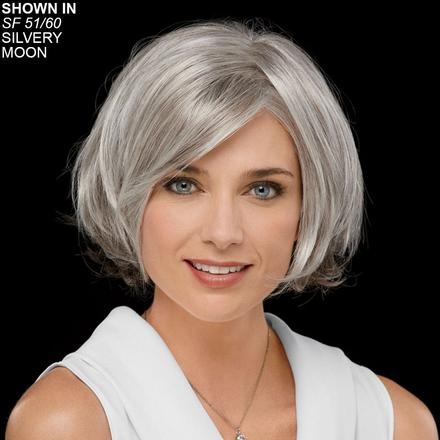 Sheer Legacy Hand-Tied WhisperLite® Lace Front Wig by Couture Collection