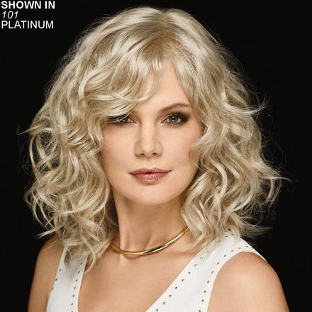 Sheer Drama Hand-Tied WhisperLite® Wig by Couture Collection