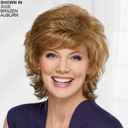 Flirty WhisperLite® Wig by Paula Young®