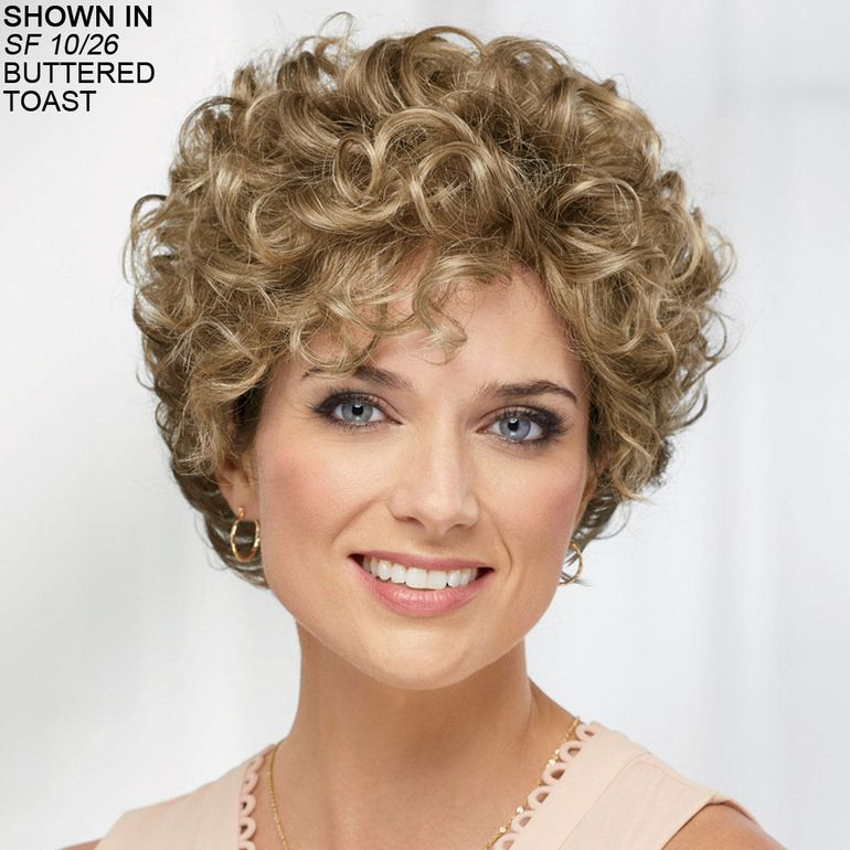 Amazing WhisperLite® Monofilament Wig by Heart of Gold