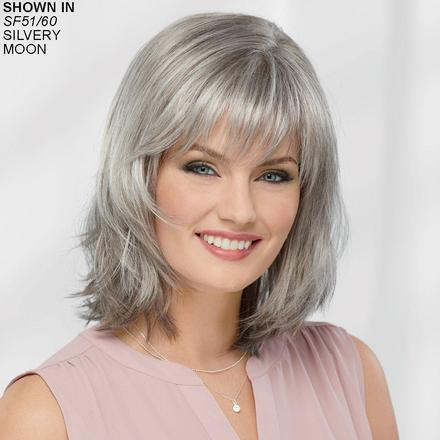 Alluring WhisperLite® Monofilament Wig by Heart of Gold