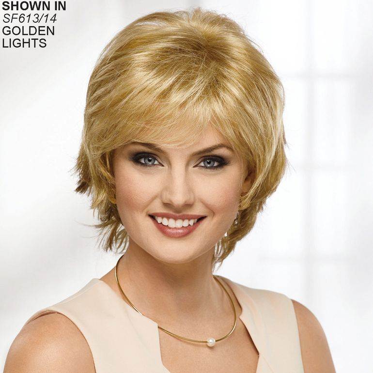 Heavenly WhisperLite® Monofilament Wig by Heart of Gold
