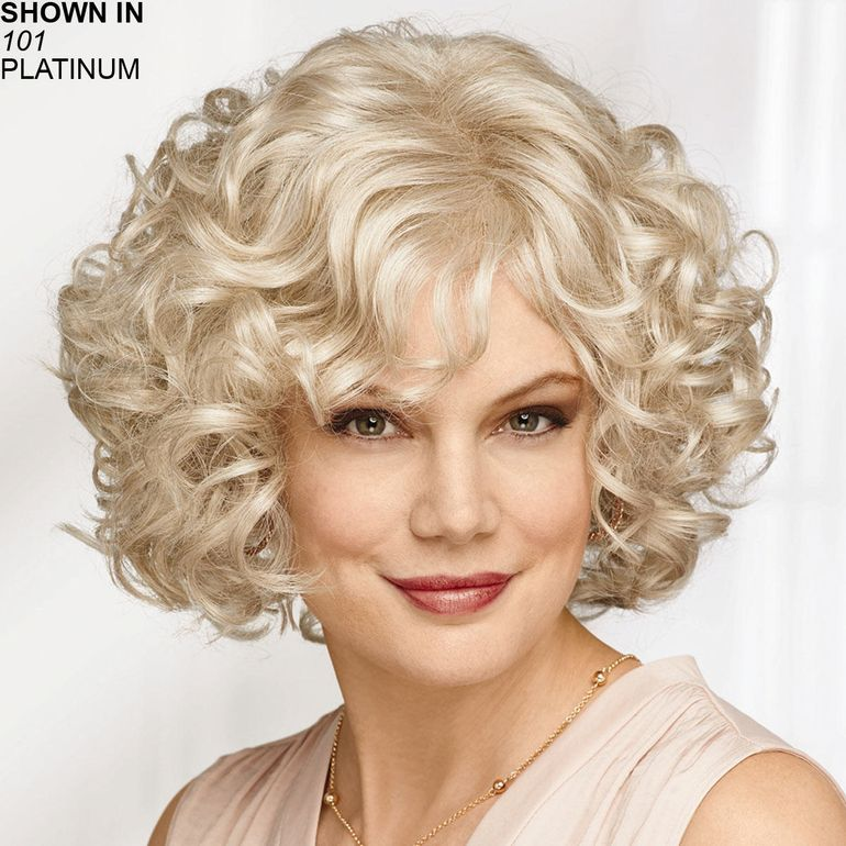 Cheerful WhisperLite® Monofilament Wig by Heart of Gold
