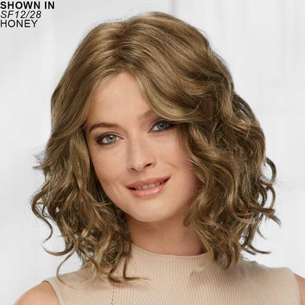 Sparkle WhisperLite® Monofilament Wig by Heart of Gold