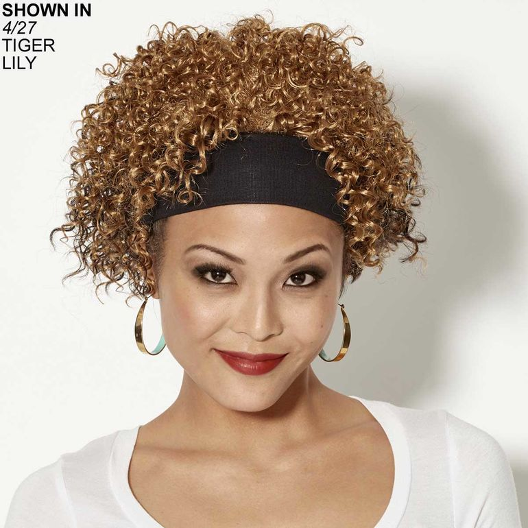 Lena Headband Hair Piece by WIGSHOP®