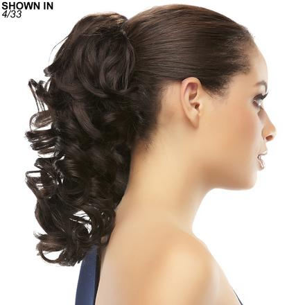 Crush Clip-On Ponytail Hair Piece by Easihair®