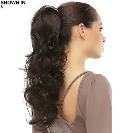 Foxy Clip-On Ponytail Hair Piece by Easihair®