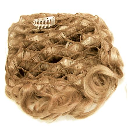 Pull Thru Human Hair Hairpiece by Jon Renau®