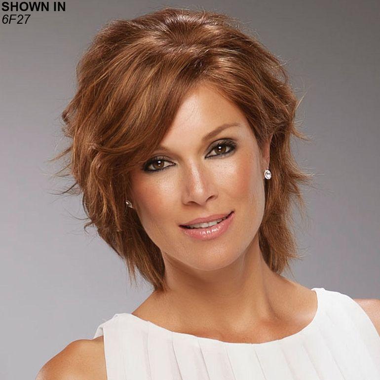 Sophia Smart Lace Human Hair Wig by Jon Renau®