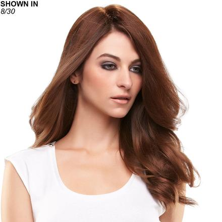 EasiPart HD 12 Crown Volumizer Hair Piece by Easihair®